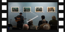 "Video - ""Americana"" Vernissage"